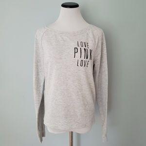 PINK Victoria's Secret Graphic Sweatshirt